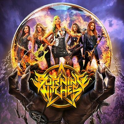 Burning Witches - Burning Witches - CD