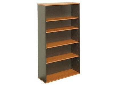 RAPID WORKER BOOKCASE CBC12 - Adjustable Shelves