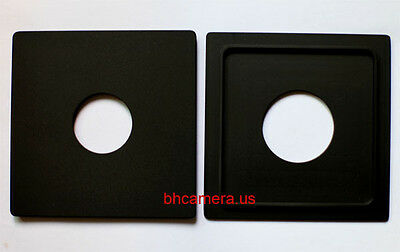 New Lens Board 110x110mm Copal #0 #1 #3 For Toyo Field 4x5 45A II 45AX camera