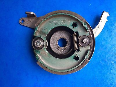Sturmey Archer Coaster Brake Assembly/pads,with 100Mm Dia. End Plate,unused