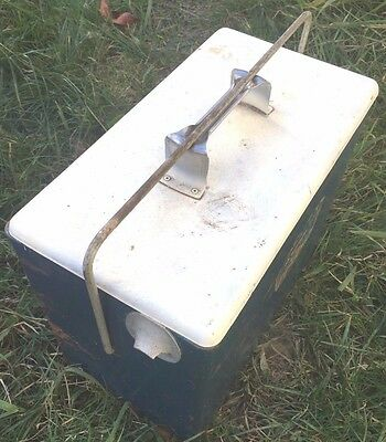 Vintage 1960s retro Malleys Eski Cooler