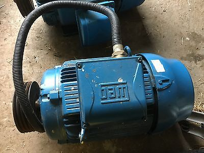 Electric Motor 37 KW 50HP (3 Phase)