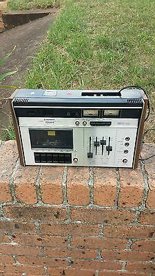 pioneer stereo cassette player