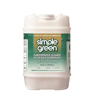 Simple Green 20L All Purpose Cleaner Concentrate
