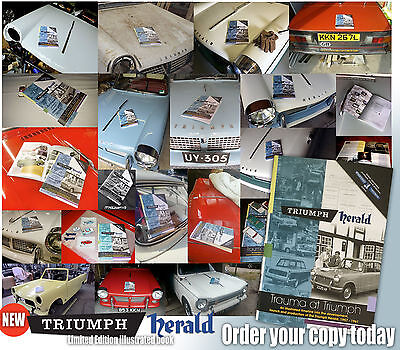 triumphworks.co.uk support the site with this Triumph Herald book