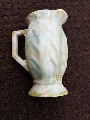 arthur wood art deco vase 4 inch high original