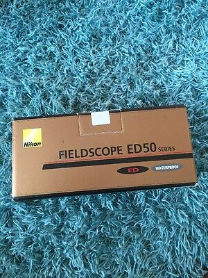 Nikon Fieldscope ED50 Straight - Grey