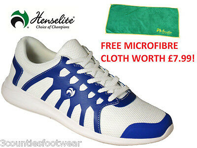 HENSELITE HM70 Lawn Bowl Shoes Trainers  - £79.99 rrp