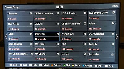 12 Month UK IPTV Subscription Smart TV, Kodi, MAG, iOS, Android