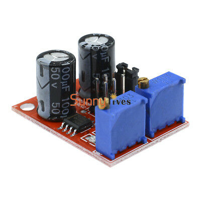 NE555 Duty Cycle Frequency Adjustable Module Square Wave Signal Generator