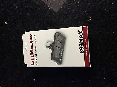 893max Liftmaster Craftman Garage Door Remote Opener