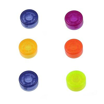 6PCS Mooer Candy Footswitch Topper Colorful Plastic Bumpers Protector Plastic