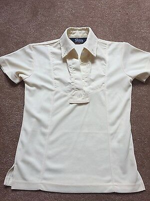 Shires girls horse riding show top xs. brand new