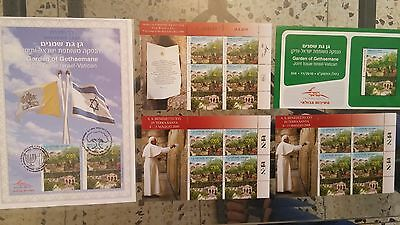 Israel - Papa Francesco Rosarie From The Vatican -Full Special Item