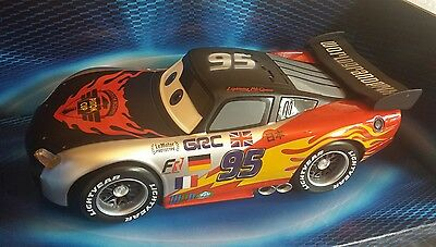 Disney Pixar Cars Ltd Edition LIGHTNING McQUEEN 1:18 Scale. 1 of only 500!