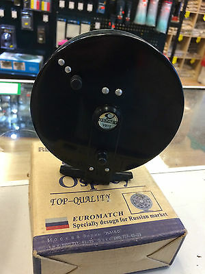 Osprey Centerpin Reel Boxed In Very Good Condition. Same Day Dispatch