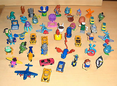 Kinder Surprise Toys. Lot of Approx 48