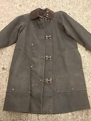 1940's 1950's Morning Pride Fire Suit Firefighter Turn out Coat Jacket