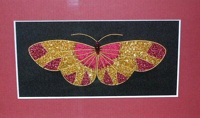 Flitter Goldwork Embroidery Kit by Alison Cole Embroidery