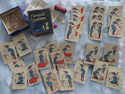 Vintage Girl Guides Brownies Cards