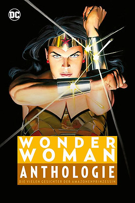 Wonder Woman: Anthologie - Deutsch - Panini - NEUWARE