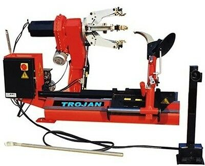 Commercial Vehicle Tyre Changer