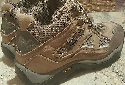 Katmamdu NGX Vibram Hiking Trail Boots  Waterproof lining Mid rise As new cond