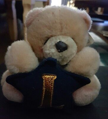 Forever friends andrew brownsend teddy bear star London Vintage tagged