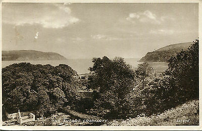 1947 postcard The Sutors CROMARTY Ross-shire