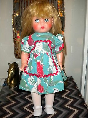 Vintage Horsman? Doll -  16 inches Tall