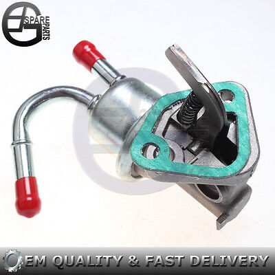 Fuel Pump for Bobcat S300 T250 T300 AL440 with Kubota V3300 Engine +