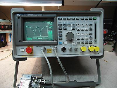 Agilent HP 8920A Spectrum Analyzer Communications Service Monitor LOADED TESTED