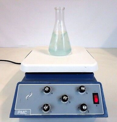 Barnstead Thermolyne PMC 505C 5 Position Lab Laboratory Magnetic Stirrer