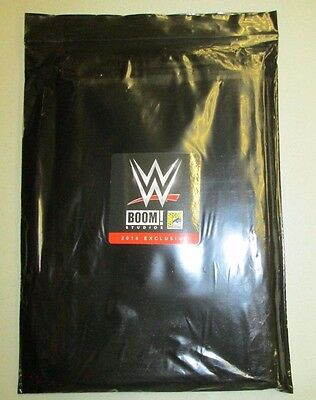 LCSD 2016 WWE LIMITED EDITION Local Comic Shop Day First Printing WWE HOT