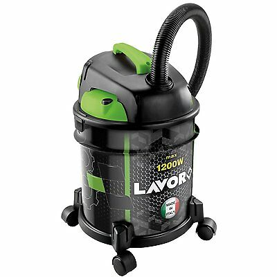 Lavor Rudy 1200S Wet & Dry Vacuum Cleaner 20 Litre 1200W Hoover Brand New