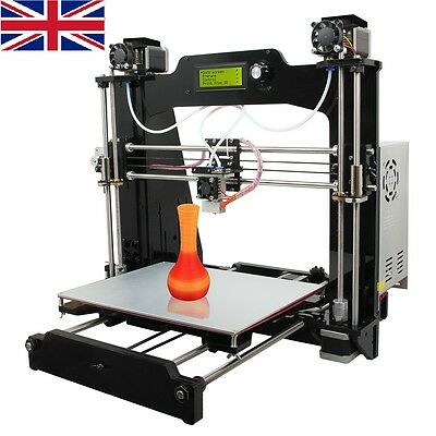 Geeetech 3D Printer Prusa I3 M201 2-in-1-out hotend Mixer Color 280x210x200mm