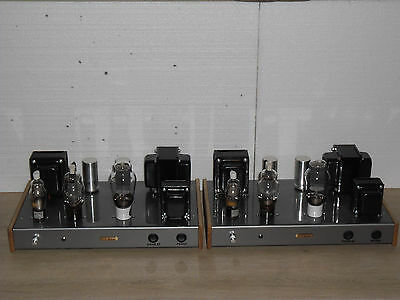 Tube amplifier power ampifier CLASS A  300B Single ended dual mono hi end triode