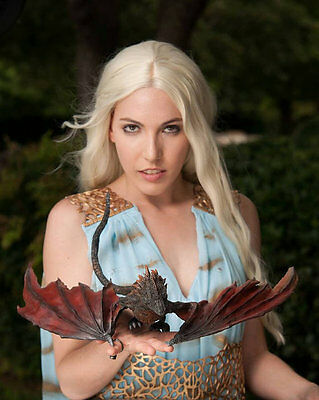 Standard Edition FULLY PAINTED Dragon Sculpture Drogon Game of Thrones Cosplay