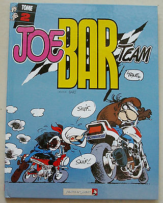 Joe Bar Team Tome 2 'FANE éd Vents d'Ouest rééd