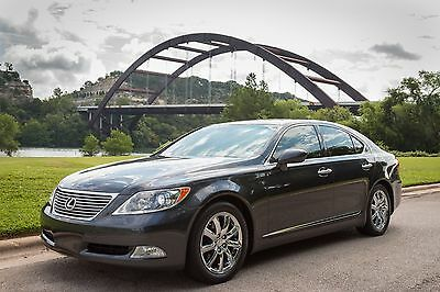 2007 Lexus LS  2008 Lexus LS460 - Well maintained, excellent condition, 89k, 380hp V8