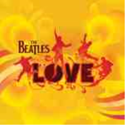 The Beatles-Love  CD NEW
