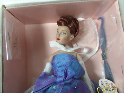 Lovely HTF TONNER Tiny Kitty AURORA Doll, A Favorite in Her Gorgeous Gown
