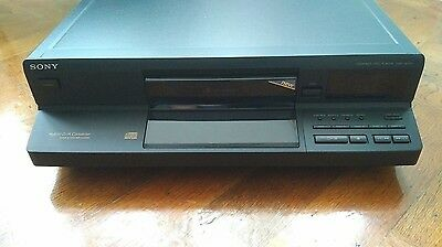 Sony CDP-CE105 CD Multi-Disc Player