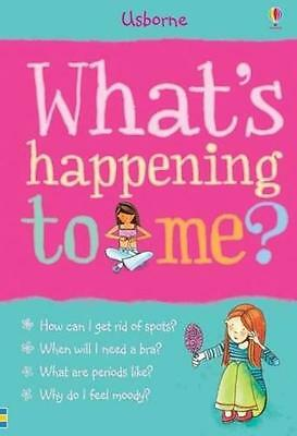 What's Happening to Me? (Girl) by Susan Meredith (Hardback)