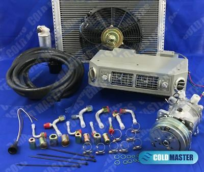 New A/c-Kit-Universal-Under-Dash-Evaporator-Kit 406G12V  Regular Size Cars Truck