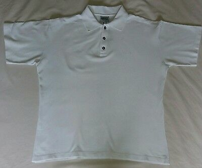 Men's Vercace Polo Shirt. Size L
