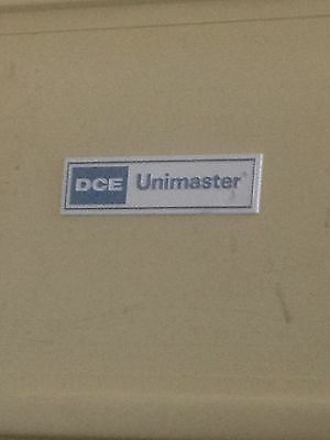 DCE Unimaster Workshop Dust Extractor