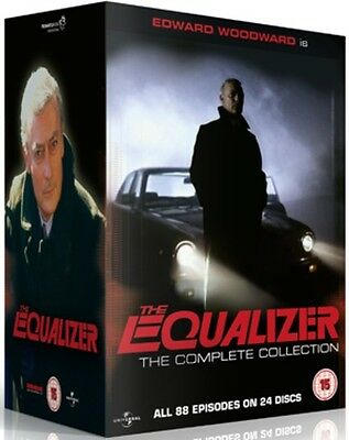 The Equalizer: The Complete Series (Box Set) [DVD]