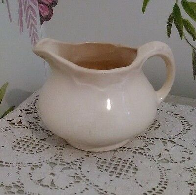 Shabby Chic Cream Vintage Milk Jug Cream Jug Small China