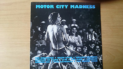 Motor City Madnes -Sampler With (Creen River/loveslug/thee Hypnotics......)